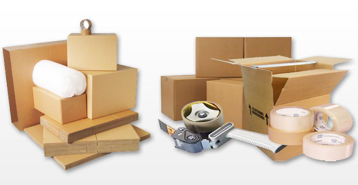 Get all the useful packaging materials under one roof